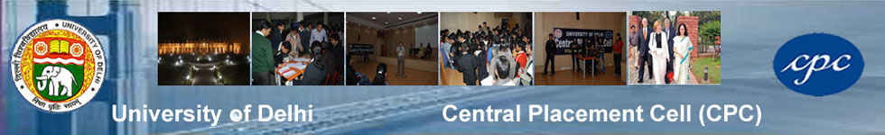 Delhi University - Central Placement Cell